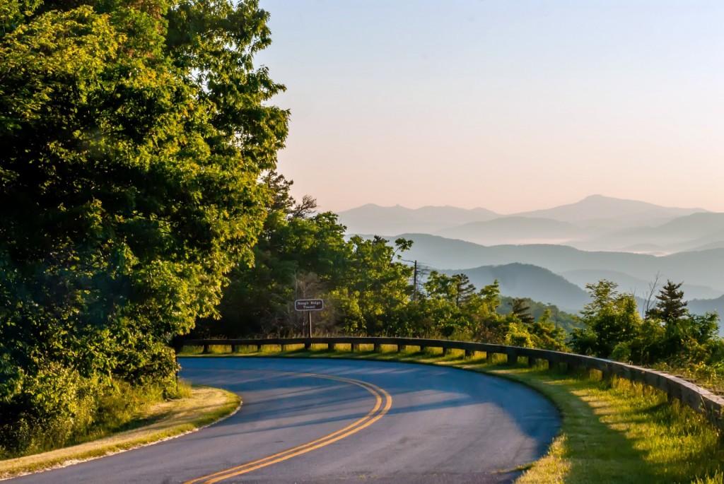 Location is Asheville North Carolina